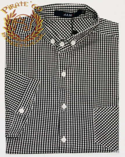 Gingham Traditional Shirt