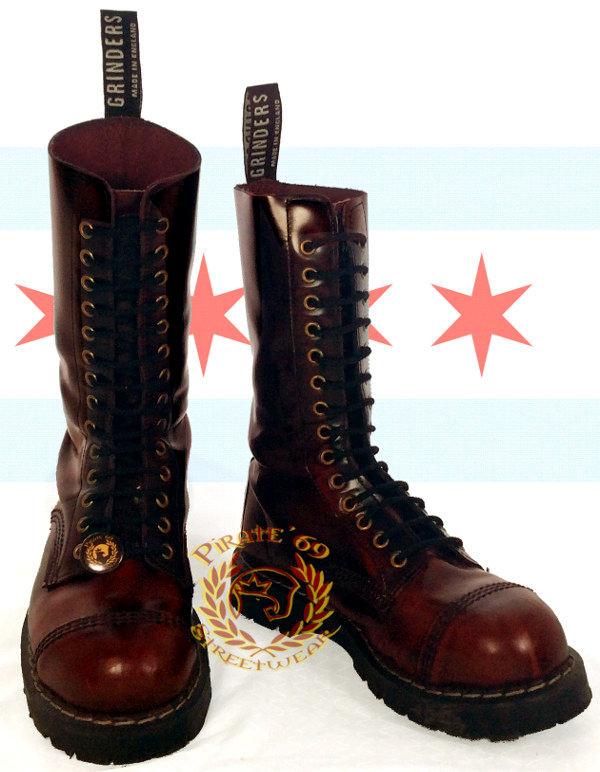 Tough brand boots