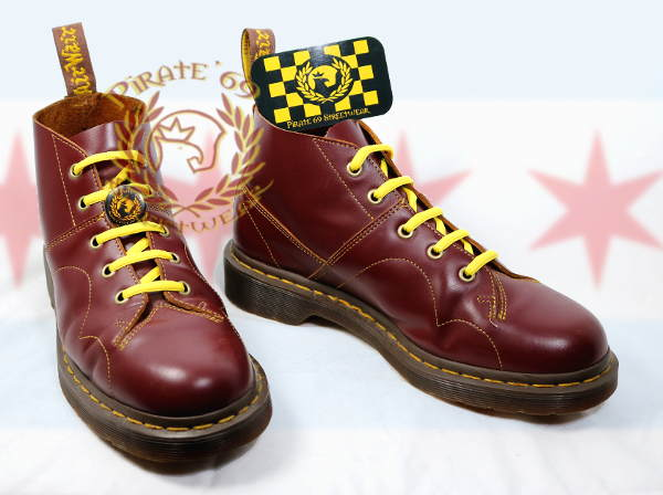 Dr. Martens Monkey Church Boots
