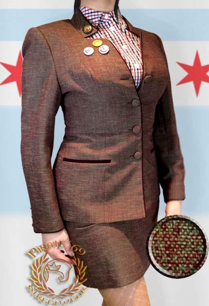 Tonic Skingirl Suit