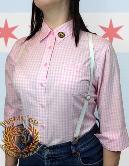 Ben Sherman Women Ginham Shirt