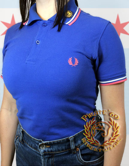 Classic Skinhead Fred Perry Ladies polo shirt