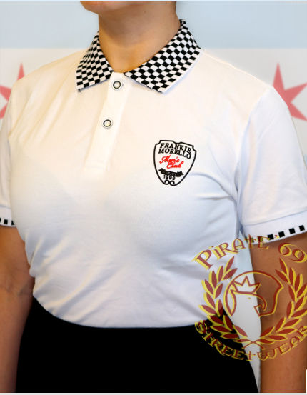 Rudegirl Ska polo shirt