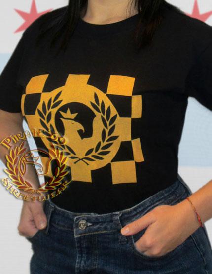 Pirate 69 laurel wreath t-shirt