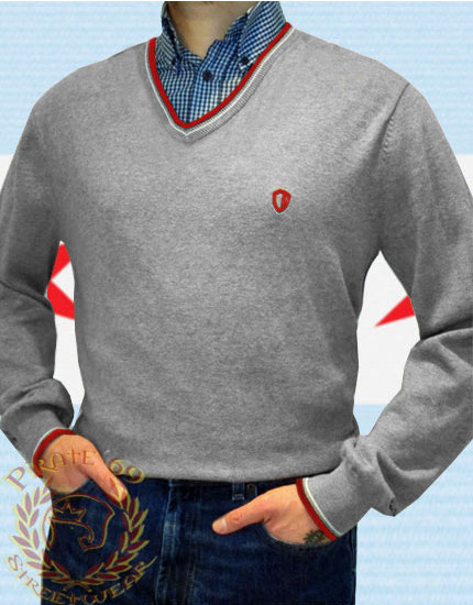 Ben Sherman Herritage v-neck sweater